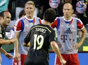 Veja gols do amistoso MLS All Stars 2 x 1 Bayern de Munique