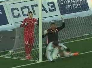 Veja lances de UFA 3 x 3 CSKA pelo Campeonato Russo