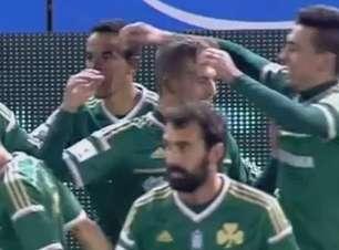 Confira os gols de Panathinaikos 2 x 0 Kerkyra pelo Grego