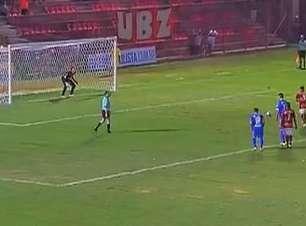 Artilheiro da Copinha, atacante do Flamengo perde pênalti