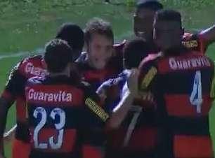Copinha: veja os gols de Flamengo 3 x 0 Taboão da Serra
