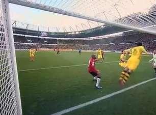 Em cima da linha! Rodada do Alemão tem série de gols salvos