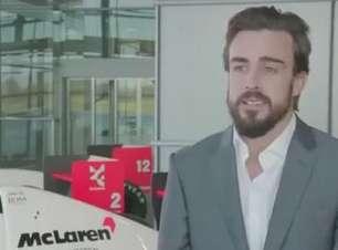 F1: McLaren confirma participação de Alonso no GP da Malásia
