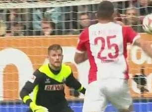 Veja lances de Augsburg 0 x 0 Colônia pelo Campeonato Alemão