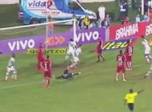 Brasileirão: veja os gols de Vasco 1 x 1 Internacional