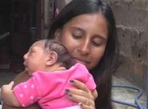 """Microcefalia: """"não sou a favor do aborto"""", diz mãe"""