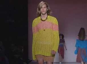 Gig Couture busca inspiração nas obras da artista francesa Sonia Delaunay