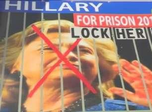Assessora de Trump sugere que Hillary não será investigada