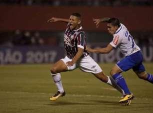 Veja os melhores momentos do empate de Fluminense e Cruzeiro