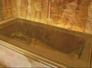 Câmaras secretas na tumba de Tutancâmon nunca existiram