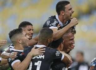 Veja os melhores momentos da vitória do Vasco sobre o Fluminense