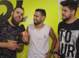 """Zé Neto & Cristiano sobre show em Salvador: """"Felizes"""""""