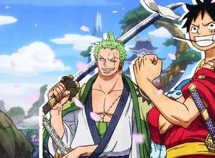 Este é o melhor momento para você começar a ver One Piece
