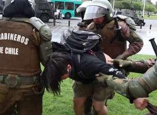 Chile em 'estado de emergência'
