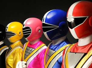 Power Rangers Supersonic: os Rangers perdidos dos quadrinhos