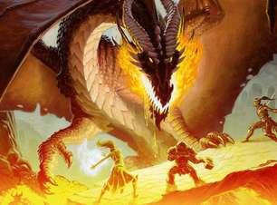Dungeons & Dragons: Quinta edição em português no Brasil
