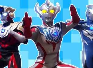 Ultraman Taiga: uma nova era para os heróis japoneses