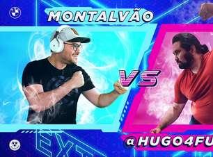 Montalvão e Hugo4Fun tentam zerar Streets of Rage 4