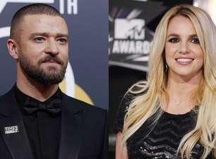 """Justin Timberlake pede desculpa a Britney Spears: """"Falhei"""""""