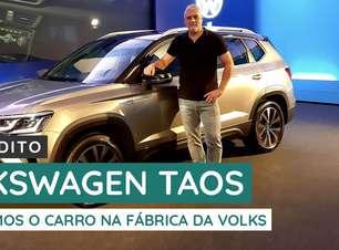 Volkswagen Taos, o terror do Compass, está pronto!
