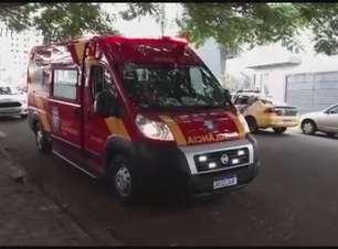 Homem fica ferido em agressão após desacordo comercial em Cascavel