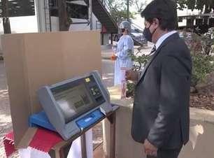 Paraguai: teste de urnas para eleições municipais já começaram
