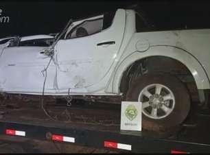 Homem morre ao capotar caminhonete em Toledo