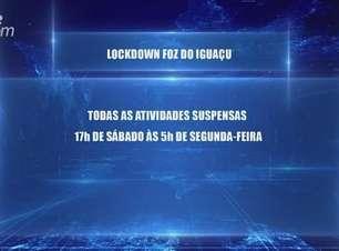 MP vai questionar o prefeito de Foz sobre o decreto do novo lockdown
