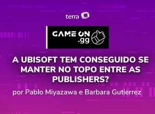 A Ubisoft tem conseguido se manter no topo entre as publishers?