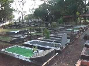 Cemitério Parque Iguaçu passa por ampliação em Foz