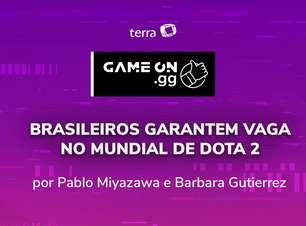 Game On.GG: Brasileiros garantem vaga no mundial de Dota 2