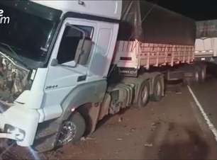 Caminhoneiro envolvido em acidente com cinco mortes estava alcoolizado, diz PRE