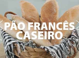 Pao Frances Caseiro e Fofinho