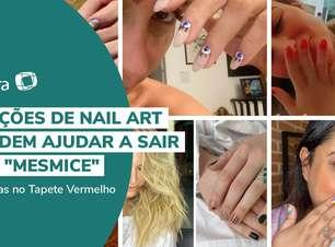 Nail art diferente ajuda a sair da mesmice: veja 6 estilos