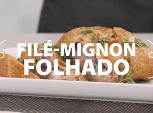 File Mignon Folhado