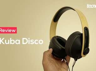Análise do Fone de ouvido Kuba Disco