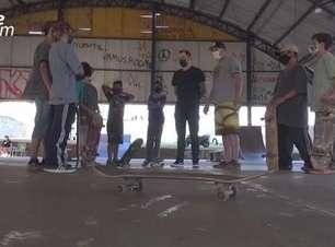 Cascavelenses se preparam para competição estadual de skate