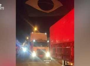 Desmobilização parcial de rodovias no Paraná ocorre na noite desta quinta-feira (9)