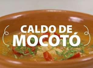 Caldinho de Mocotó