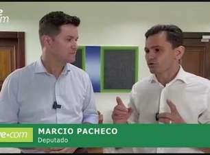 Guto Silva confirma ao deputado Pacheco a instalação da ESFAEP para Cascavel