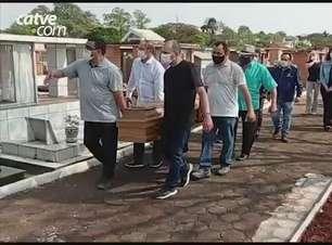 Rafael Schiavinato é sepultado em Toledo