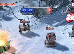 LEGO Star Wars Battles chega com batalhas divertidas