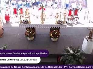 Celebrações de Nossa Senhora Aparecida ocorrem em Itaipulândia