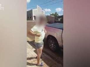 Homem filma momento em que invade casa da ex-esposa no Pacaembu