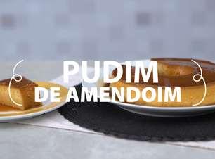 Pudim de amendoim