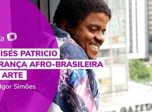 Moisés Patrício: herança afro-brasileira na arte