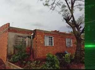 Santa Tereza do Oeste tem casas e empresas danificadas com temporal