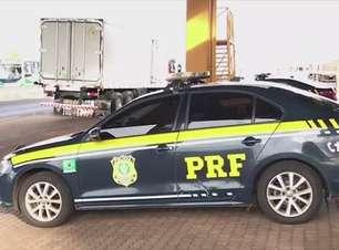 PRF realiza fiscalização na BR 277 em Cascavel