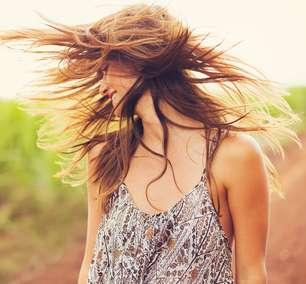 Camada de lipídeos blinda o cabelo e protege contra o suor