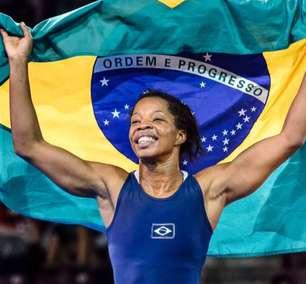 Em busca de ouro inédito, lutadora carioca tenta repetir no Rio façanha do Pan